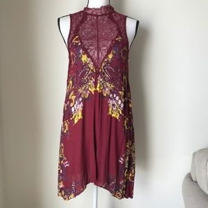 Free People Marsha Lace Dress